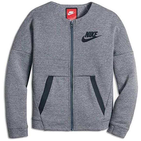 Nike Jackets & Blazers - Nike Girls Tech Fleece Jacket